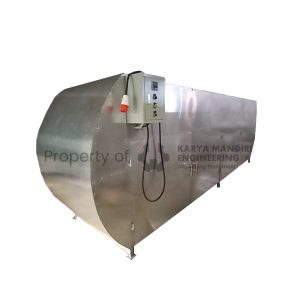 Aluminium drying oven